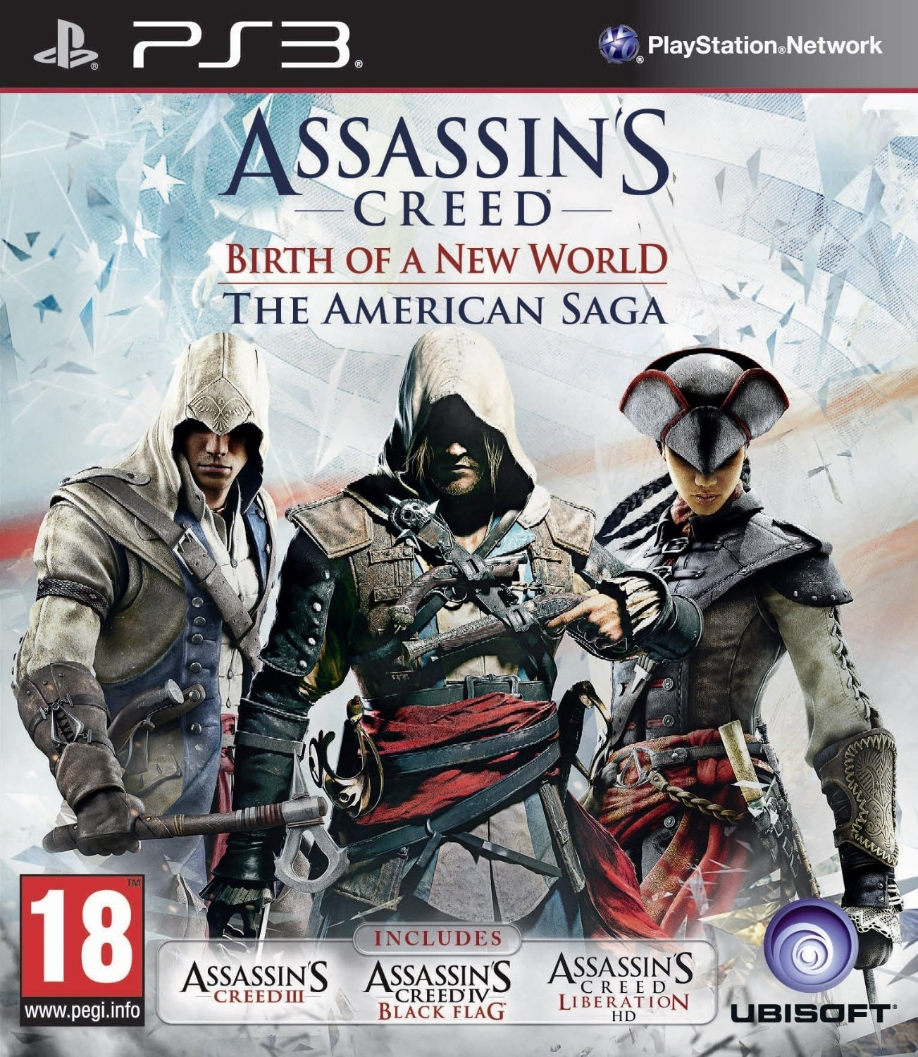Assassin's Creed The American Saga (PS3)